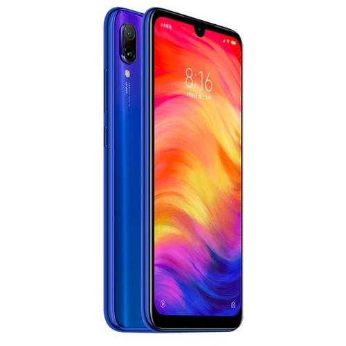 Телефон Xiaomi Redmi Note 7 64Gb Ram 4Gb Blue фото