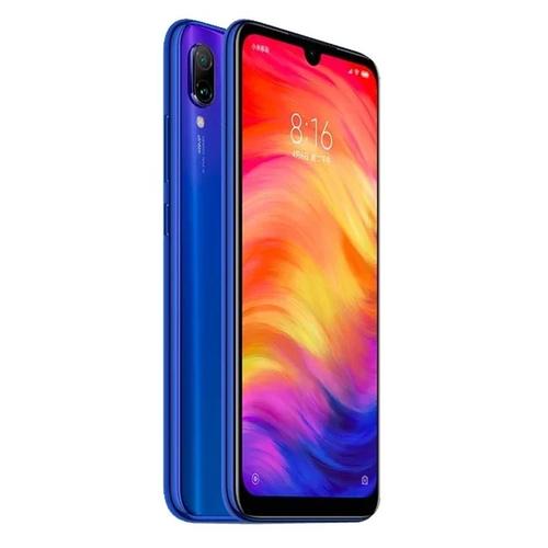 Телефон Xiaomi Redmi Note 7 128Gb Ram 4Gb Neptune Blue фото