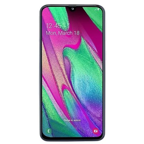 Телефон Samsung A405F/DS Galaxy A40 64Gb White фото